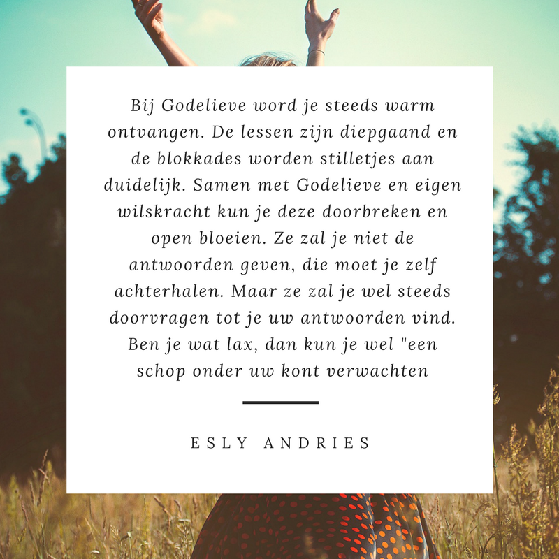 Recensie Esly Andries