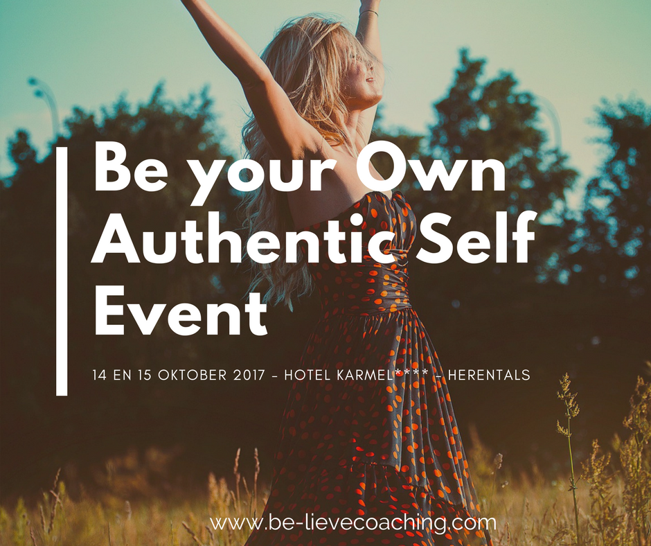 Be your Own Authentic Self-2