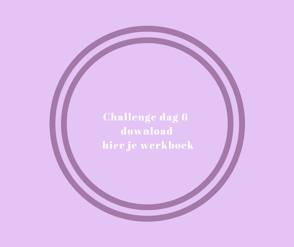 Challenge dag 6 download hier je werkboek (1)